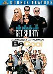 Get Shorty/ Be Cool (DVD, 2006, Double Feature) New