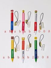 Yujin Super  Mario Bros NDS stylus pen Part.1 Gashapon figure (full set 6 pcs)