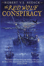 The Red Wolf Conspiracy: The Chathrand Voyage, Book One, Robert V.S. Redick, 057