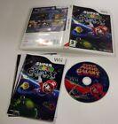 JEU Nintendo WII SUPER MARIO GALAXY complet VF