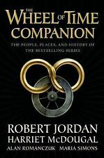 The Wheel of Time Companion: The People, Places, and History of the Bestselling