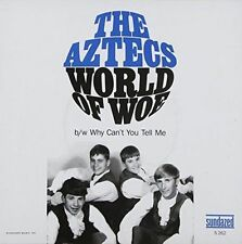 Aztecs World Of Woe Why Cant You Tell Me 7in NEW sealed
