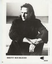 Brent Bourgeois- Music Publicity Photo