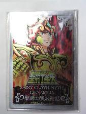 Bandai Saint Seiya Cloth Myth Leo Aiolia Metal Plate Mat New