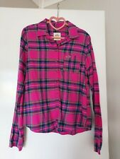 Ladies Checked Hollister Shirt