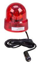 Red Flashing Police Light For Car. Powered Through Cigarette Lighter Socket. NEW