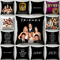 "18x18""Home Decor TV Friends Pillow Case Pillowcase Car Sofa Waist Cushions Cover"