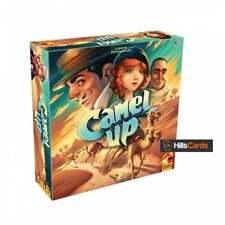 Camel Up Board Game - 2nd Edition - The Crazy Camel Racing Game  - ESG50120EN