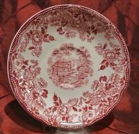 Set 2 Saucers Tonquin ALFRED MEAKIN Royal Staffordshire