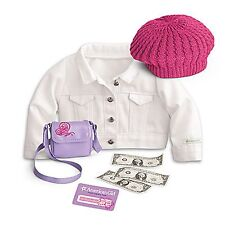 American Girl MY AG TRUE SPIRIT ACCESSORIES for Dolls Jacket Retired Purse NEW