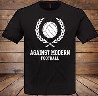 Against Modern Football T-Shirt Funny Mens womens Xmas Christmas Gift Present