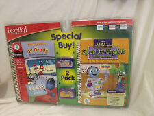 Leap 2 Double Pack Smart Guide 1st Grade & Spanish English Fiesta in the House