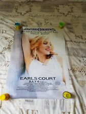 Madonna very rare Drowned world tour poster mint