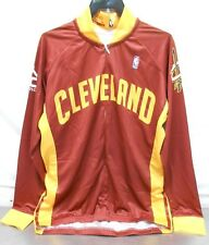 NBA Cleveland Cavaliers Women s Long Sleeve Away Cycling Jersey   Small d0bcd218c