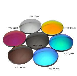 Replacement RX Lenses--Polarized Lens Sunglasses Lens Grey Brown Mirror Colors