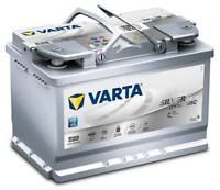 VARTA AGM CAR BATTERY 12V 70Ah Type 096 OE QUALITY Audi BMW VW Toyato 12V