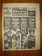 NME #927 1964 OCT 16 MANFRED MANN EVERLY BROTHERS