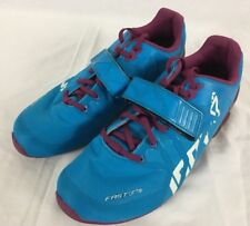 Inov-8 Fast Lift 315 Weightlifting Shoes Blue and Pink Women's Size 9.5