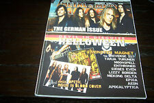 METAL HAMMER MAGAZINE 11/2007 HELLOWEEN MONSTER MAGNET TARJA EPICA SIEGES EVEN