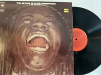 Louis Armstrong ‎– The Genius Of Louis Armstrong Volume 1: 1923-1933 LP 1971 VG+