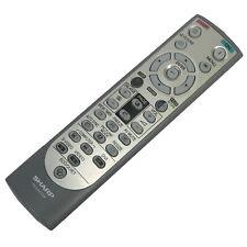 NEW Genuine Sharp XV-Z20000 PG-C45S PG-C45X XG-C50X Projector Remote Control OEM