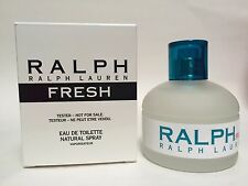 RALPH FRESH FOR WOMEN PERFUME  3.4 OZ 100 ML EDT SPRAY NEW IN WHITE TESTR BOX