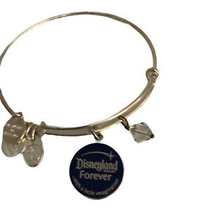 Alex & Ani Disneyland Forever 60th Anniversary Bangle Bracelet