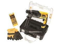 Dewalt 22mm SDS-Plus Combination Hammer Drill 650 Watt 240 Volt D25013KT