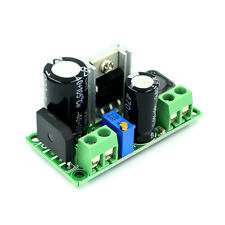 Lm2596hv Acdc To Dc Buck Step Down Converter Adjustable 3a Power Supply Adapter