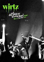 WIRTZ - AUF DIE PLÄTZE,FERTIG,LOS! TOUR-LIVE IN BERLIN 2 DVD + CD NEU