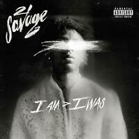 21 Savage - i am  i was [CD]