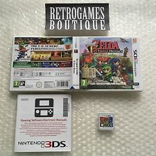 THE LEGEND OF ZELDA Tri Force Heroes - NINTENDO 3DS 2ds - ITA t/ BLU -Come Nuovo