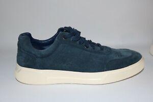 Vince Men's Tennis Shoes Size 8 Barnett Suede. 2 Blue Color Lightly worn