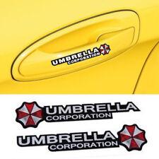 Resident Evil Umbrella Car Sticker Graphic Zombie Auto Decal Motor Emblem Decor