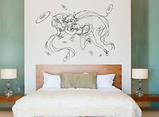 Wall Vinyl Sticker Decal Anime Manga Miku Hatsune Vocaloid Girl V088