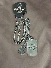 Hard Rock Hotel Guitar Necklace Orlando Brand New