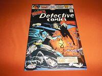 Detective Comics #455 *VF/NM/Unread*  Batman Vampire issue (1976, DC)