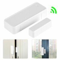 433MHz 12V Door Magnetic Wireless Sensor Detector Switch Garage Alarm Security