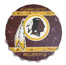 "Washington Redskins NFL Logo Bottle Top 13.5"" Hanging Wall Art Decoration"