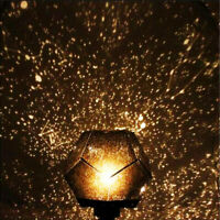 LED Starry Night Sky Galaxy Projector Lamps Star Sky Cosmos Night Light Romantic