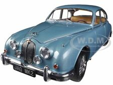 1962 JAGUAR MARK 2 3.8 OPALESCENT BLUE LIMITED TO 3000PC 1/18 BY PARAGON 98321