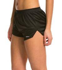 M Black Dolfin Shorts Silky Running Workout Uniform Hooters Soccer Sports Play