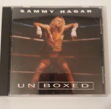 Unboxed by Sammy Hagar (CD, 1994 Geffen)
