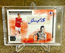 Mesut Ozil Panini Impeccable Arsenal Autographed Soccer Card 1/65!!! Real Madrid