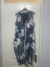 "BNWT ""NEXT"" MATERNITY design ""floral"" wiggle/pencil dress size 12. COST £40"