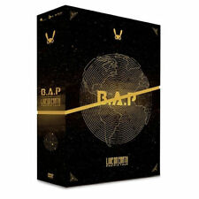 B.A.P - [LIVE ON EARTH PACIFIC] BAP 3 DISC(DVD)+Foto Buch K-POP SEALED