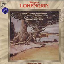 Wagner LOHENGRIN Grummer Dieskau Ludwig Frick Kempe  - 5 LP box EMI sealed