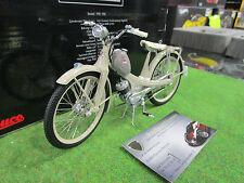 Moto NSU QUIKLY beige au 1/10 SCHUCO 450662700 moto miniature