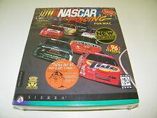 SIERRA Nascar Racing (for Mac) '96 Season (Apple Macintosh)