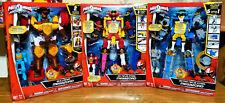 "Power Rangers Ninja Steel DX ""Ninja,Astro,Bull Rider Megazords"""